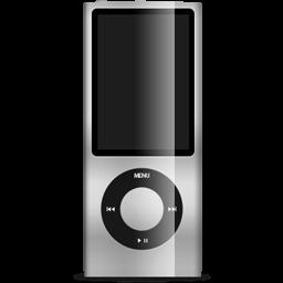 iPod nano gray