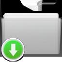 Folder Drop Graphite