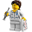 Lego Nurse icon