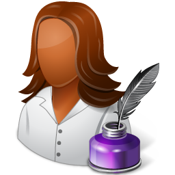 Writer Female Dark