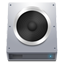 HDD Audio icon