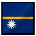 Nauru Flag-128
