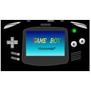 Gameboy Advance black-128