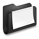 Documents Black Folder-128