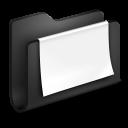 Documents Black Folder-128