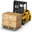 Forklift Containers icon