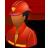 Firefighter Female Dark-48