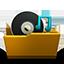 My Mp3 Folder Icon
