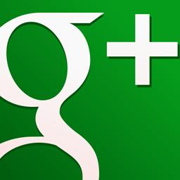 GooglePlus Green