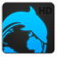Dolphin Hd ice Icon