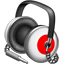 Japanese Jive headphones Icon