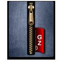 Gz gold blue-128