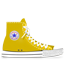 Converse Yellow icon