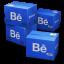 Behance Shipping Box-64