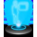 Communicator Hologram-128