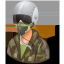 Pilotmilitary Female Light-128