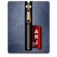 Arj gold blue Icon