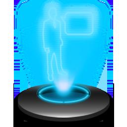 Communicator Hologram