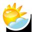 Round Weather icon