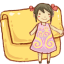 Folder Girl icon