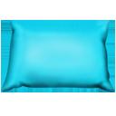 Blue Pillow-128