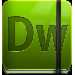 Projects Dreamweaver