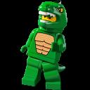 Lego Lizard Man-128
