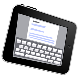 iPad write