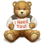 I Need You Bear icon
