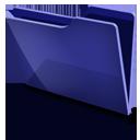 TFolder Blue-128