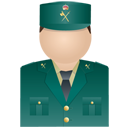 Guardia civil uniform-128