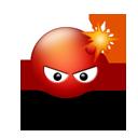 Angry Smile-128