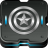 Cap America Shield-48