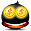 Money Smile icon