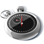 Stopwatch 3d icon