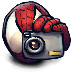 Spidey Has No Room For A Dslr