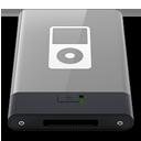 HDD Grey iPod W-128