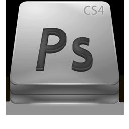 Adobe Photoshop CS4 Gray