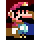 Retro Mario World-128