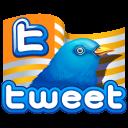 Tweet flag-128