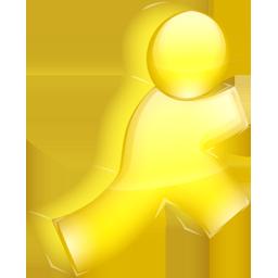 AIM yellow