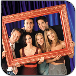 Friends Icon Download My Tv Shows Icons Iconspedia