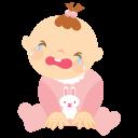 Baby Girl Crying-128