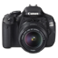 Canon 600D front up Icon