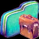 Bag Green Folder-128