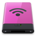 HDD Pink Airport B-128