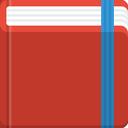 Book flat