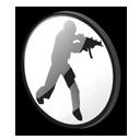 Counter Strike Logo-128