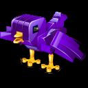 Twitter robot bird alt-128