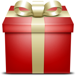 Gift Red Icon Download Gifts Box Icons Iconspedia